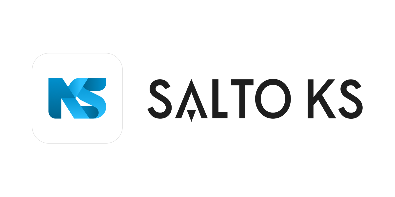 SALTO KS Logotype